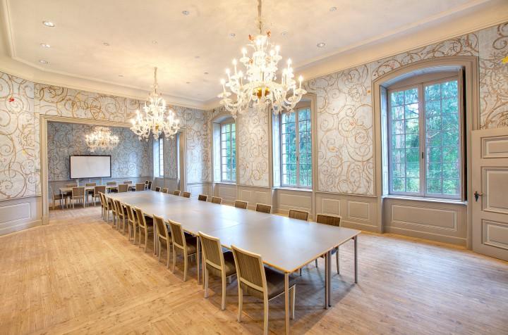 Hochzeit Feiern Im Schloss Benrath Eleganz Pur Hochzeiten Farben